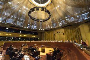 Hof van Justitie van de Europese Unie